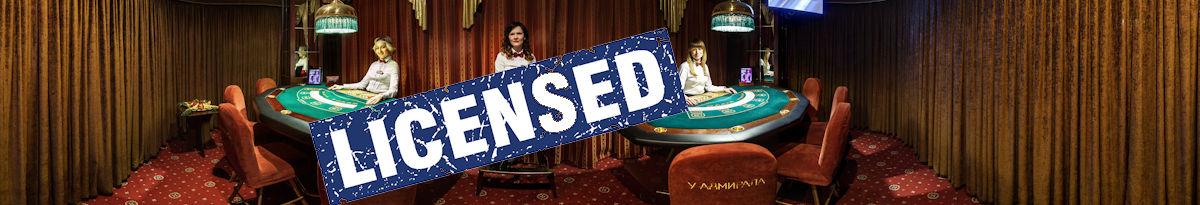 Защо да играем блекджек само в казино с лиценз